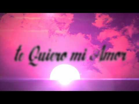 Kros Feat Kalex  Te Quiero Mi Amor Kros Original Mix  Lyrics