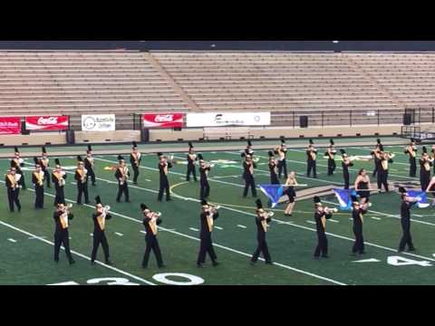 Priceville High School Band Fall 2016