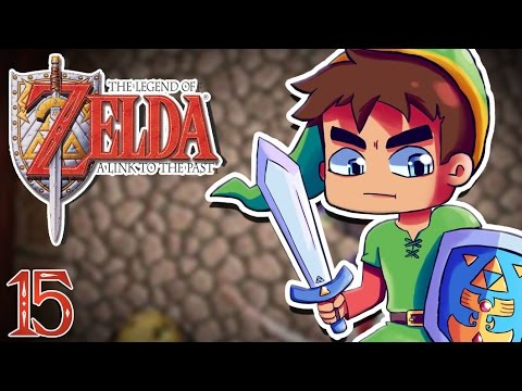 Zelda A Link to the Past #15 : LE ROCHER DE LA TORTUE !