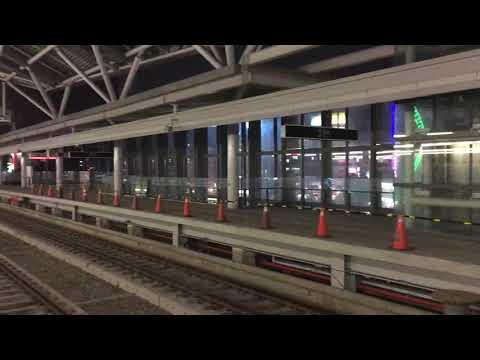 台中站第3月台施工現況1