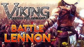Battle Lennon : Viking Battle for Asgard