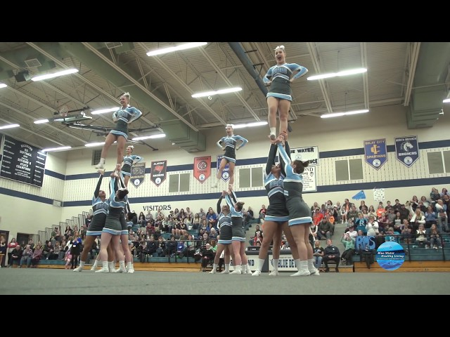 Richmond claims 15th straight BWAC cheer title