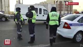 Дальнобойщики блокировали дорогу из аэропорта