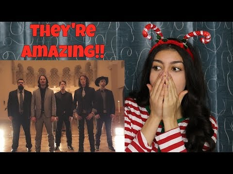 Home Free - O' Holy Night | REACTION