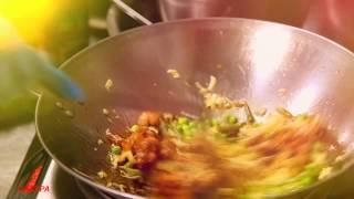 """Ресторан """"Сакура"""" Паназиатская кухня WOK, японская кухня."""