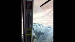 Arkansas zero grade rice- harrowing PT 1