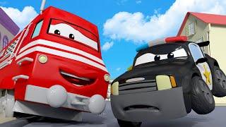 Vlak Troy Sezona 🚄  Tyler Baca Belzbolske Lopte Posvuda po Auto Gradu! - Vlakić Troy iz Auto Grada