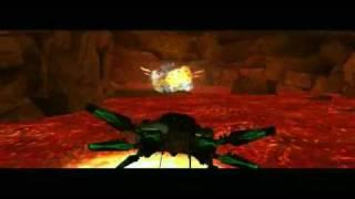 Advent Rising Gameplay - GUNS - VEHICLES - POWERS - here