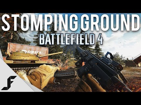 STOMPING GROUND - Battlefield 4