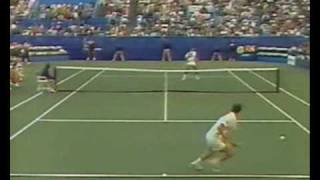 Sampras vs McEnroe USO 1990 SF