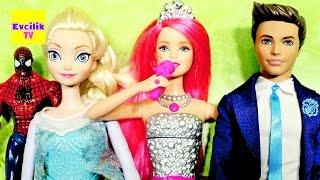 Barbie Prenses Azra Rockstar Eylül Kayıp 2.Bölüm - EvcilikTV