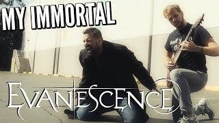My Immortal Evanescence Cover By Caleb Hyles Feat RichaadEb