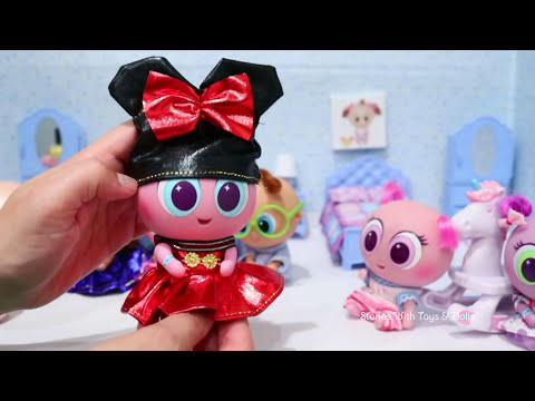 Toys And Dolls For Kids Pretend Play - Babies & Toddlers Go To The Pumpkin Patch Baby Doll Play
