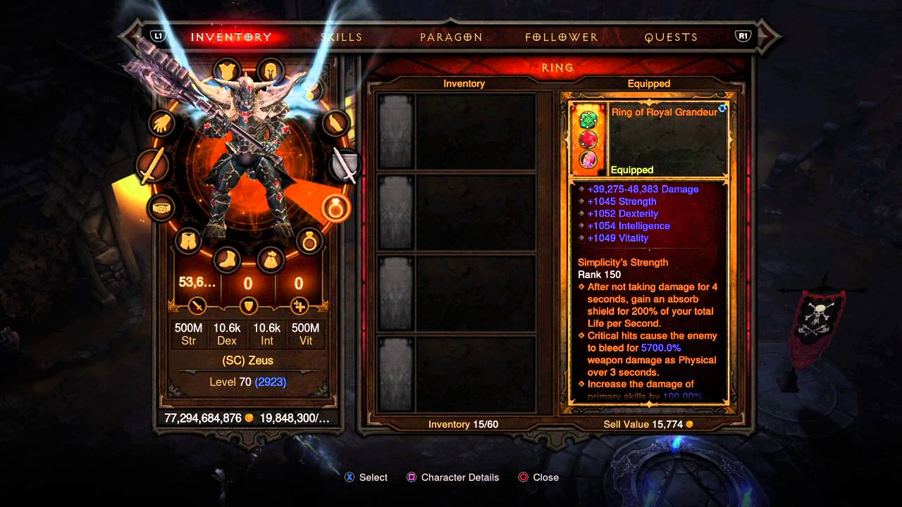 max damage diablo 3