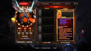 �������� ���� Diablo 3 Reaper of Souls Modded barbarian ������