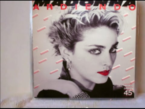 Rare Madonna Records - The First Album