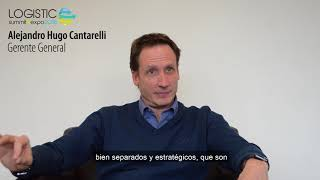 Alejandro Cantarelli - Logistic Talks