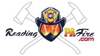 Reading (PA) Fire Department 2014: Looking Back