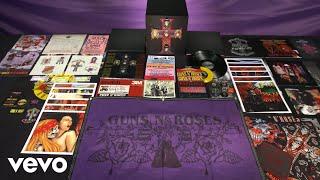 Guns n' roses - appetite for destruction locked loaded (timelapse unboxing)