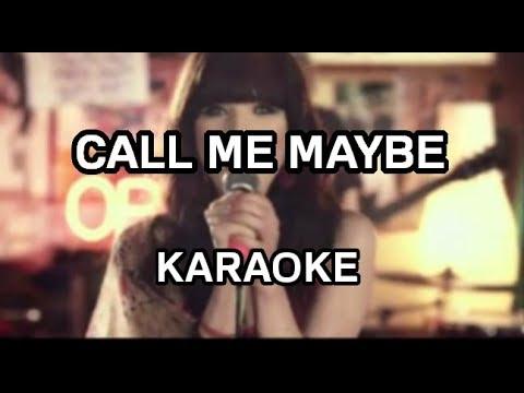 Carly Rae Jepsen - Call me maybe [karaoke/instrumental] - Polinstrumentalista
