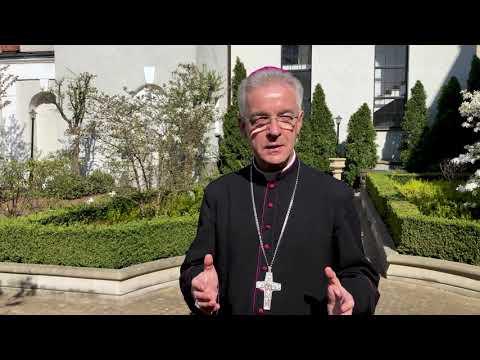 Bp Lechowicz: Życzę Wam głębokiej wiary w obecność Zmartwychwstałego Pana w Waszym życiu!