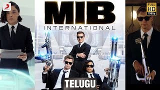 Men In Black International Official Telugu Trailer | Chris Hemsworth | Liam Neeson