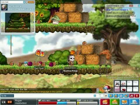 Hidd3nSinX: Henesys Hunting Ground