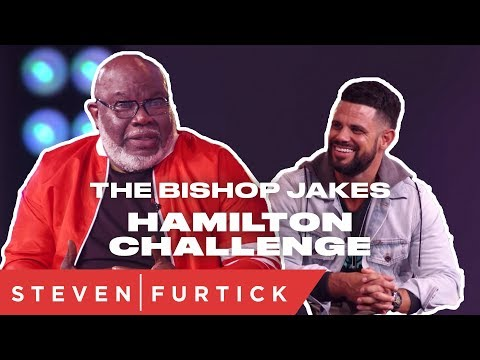 The Bishop Jakes Hamilton Challenge | Pastor Steven Furtick