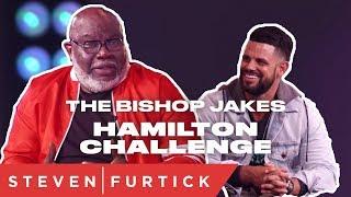 The Bishop Jakes Hamilton Challenge   Pastor Steven Furtick