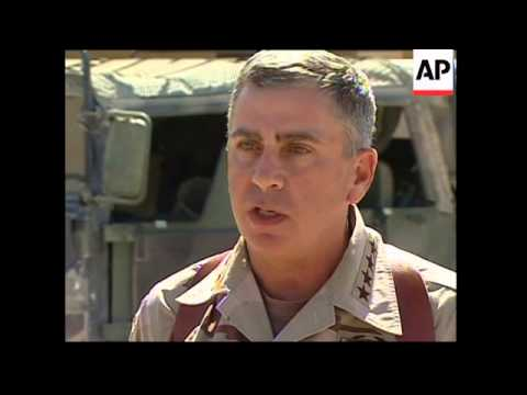 Briefing on US battle with militants in Fallujah