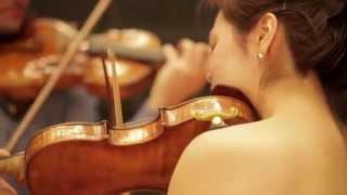 F.Hermann | Capriccio for 3 violins, Op. 5 | Mayumi Kanagawa | Niek Baar | Jiyoon Lee HD