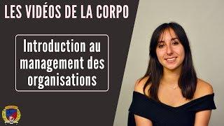 Introduction au Management des Organisations