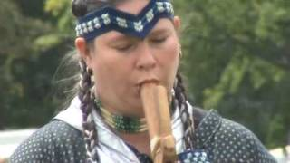WOODPECKER LOVE FLUTE NORTH AMERICAN INDIAN MUSIC