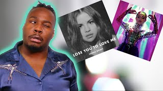 SELENA GOMEZ  LOSE YOU TO LOVE ME& LOOK AT HER NOW REACTION!
