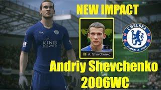 FIFA Online 3 : [Review] Andriy Shevchenko 2006WC กองหน้าตัวพริ้วยิงโครตคม