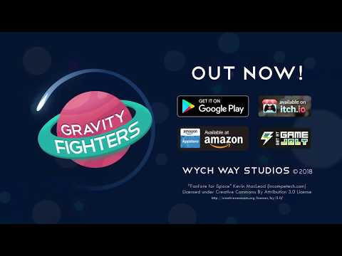 Gravity Fighters - Launch Trailer