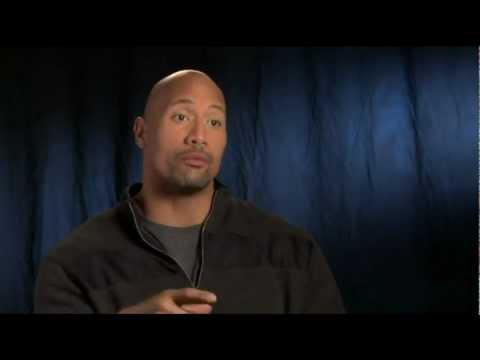 Snitch  Interview - Dwayne Johnson