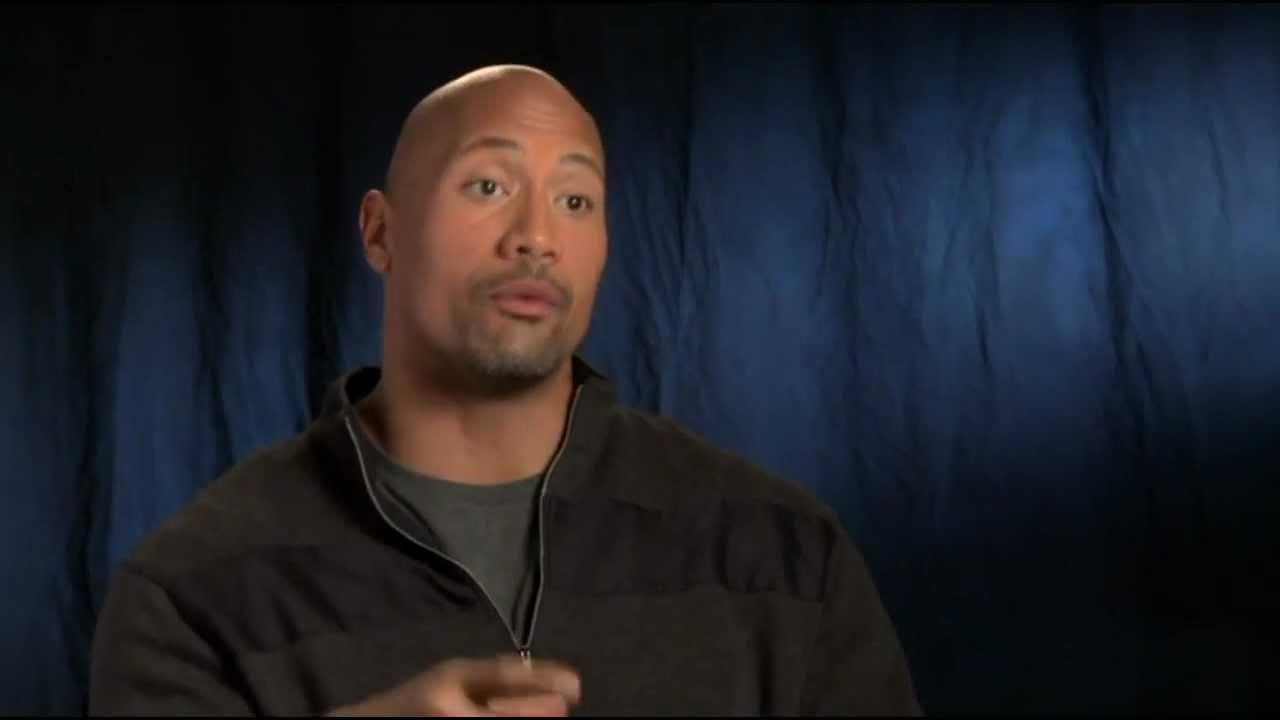 Snitch Interview Dwayne Johnson