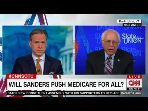 Bernie Sanders Can