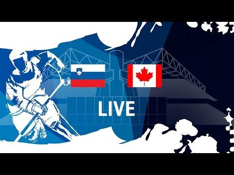 Slovenia - Canada | Full Game | #IIHFWorlds 2017