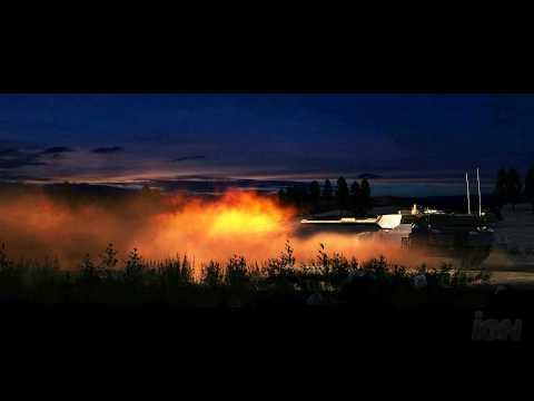 Operation Flashpoint Dragon Rising - Tank Shot (HD)
