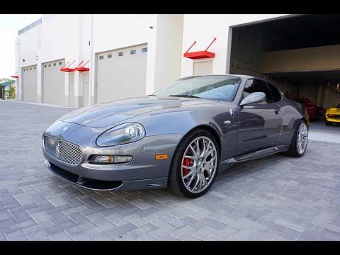 Al's 2006 Maserati GranSport For Bring A Trailer