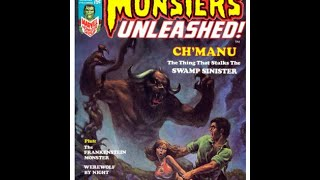 Monsters Unleashed Magazine [#1-11, Complete Run Mid-