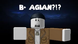 MyChonny- Asian Dad: B+ Again!? (you die) ROBLOX Edition