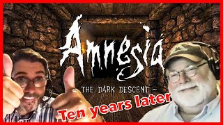 Amnesia 10 Years Later: Interview with Richard Topping and Sam Mowry