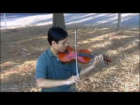 AMEB Violin Series 8 Grade 2 List C No.4 C4 Joplin The Entertainer