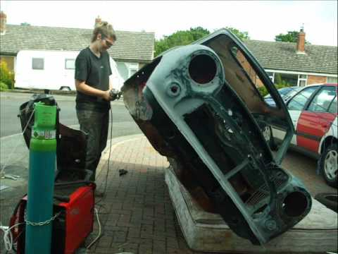Sarahs Mini How To Restore A Classic Mini Part 1 Youtube
