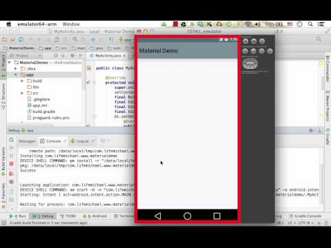 Simple Debugging in Android Studio