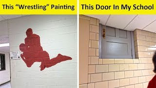 The Worst School Design Fails That Are So Dumb They Are Funny (NEW PICS!)