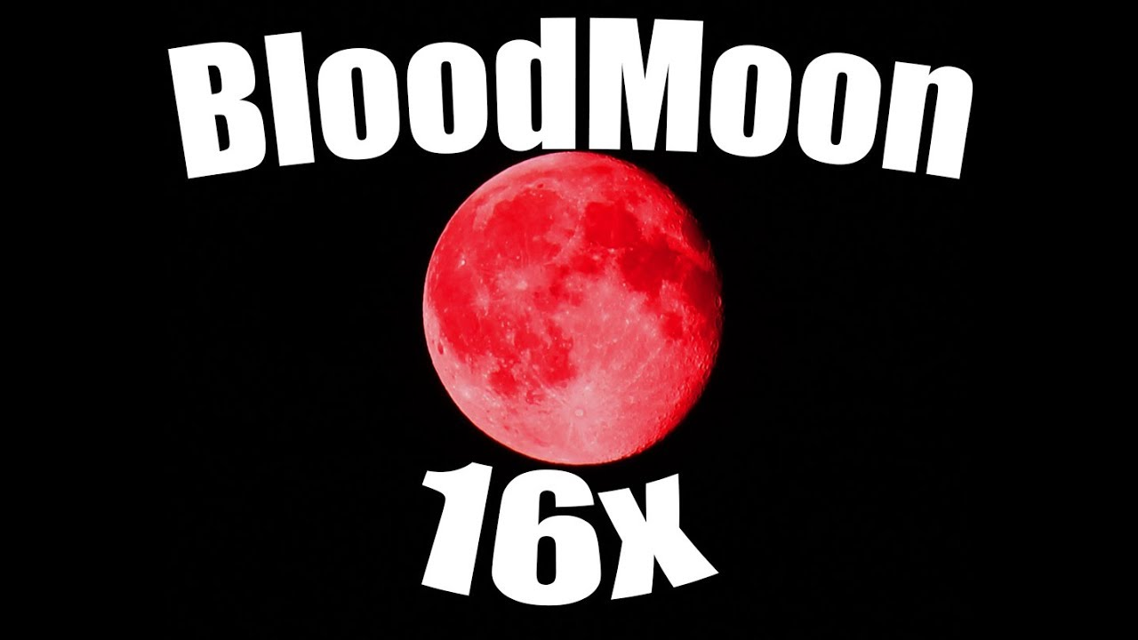 Texture Pack Release Bloodmoon X16 500 Sub Pack Youtube Adds the bloodmoon event from terraria to minecraft. texture pack release bloodmoon x16 500 sub pack